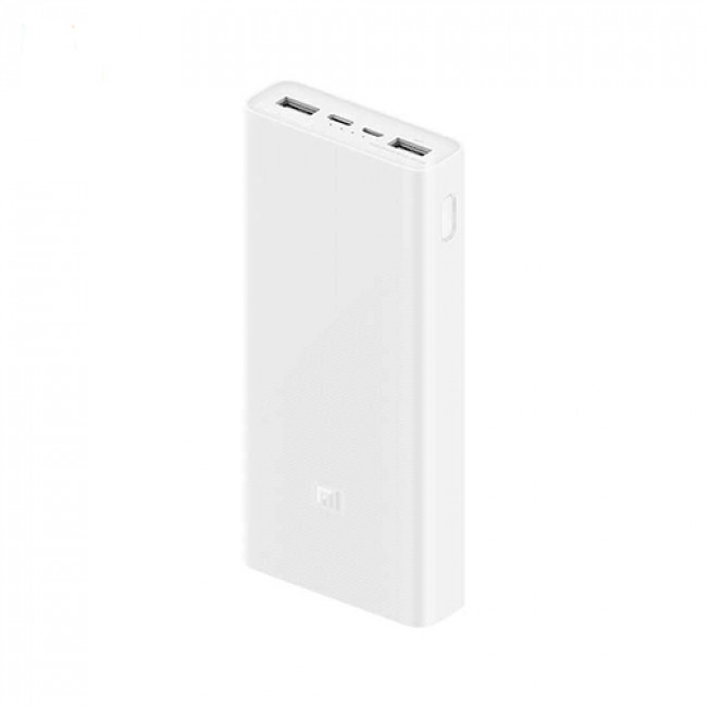 Внешний аккумулятор Mi Power Bank 3 20000mAh Type-C