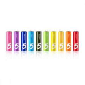 Батарейки Xiaomi Rainbow 5 AA