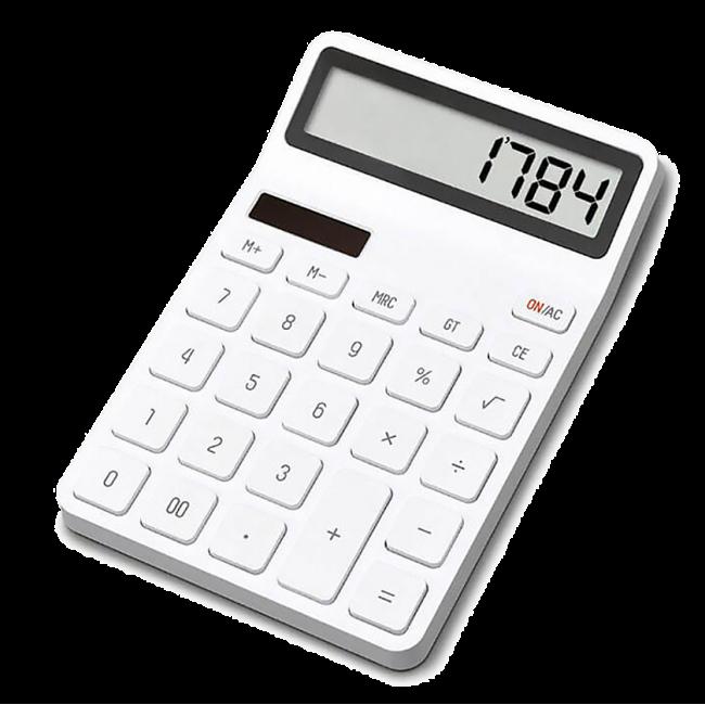 Kaco Lemo Electronic Calculator