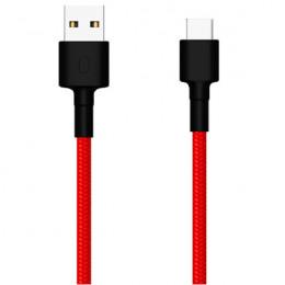 Xiaomi Mi Braided Type-C Red