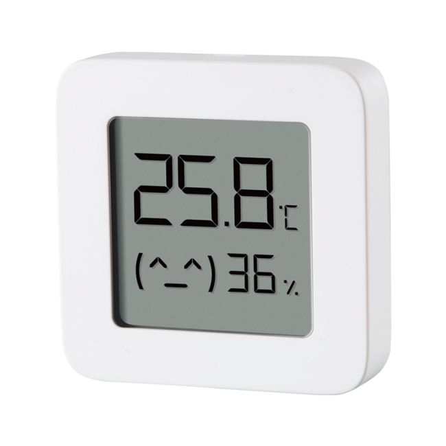 Датчик температуры и влажности Xiaomi Mi Temperature and Humidity Monitor 2
